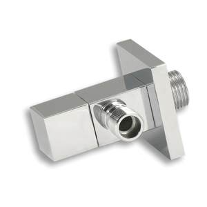 """NOVASERVIS - Rohový ventil hranatý 1/2""""x 3/8"""" (CF3007/10)"""