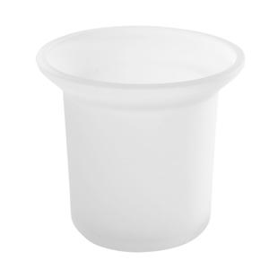 NOVASERVIS - Sklo WC kefy pieskované (6933,XS)