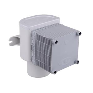 Ostatní - HL vent. podomítkový přivětrávací ventil bez krytky HL905.0 (HL905.0)