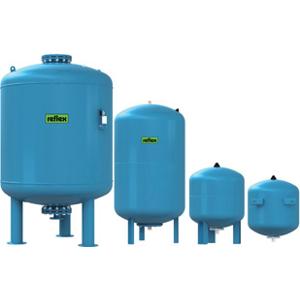 Ostatní - REFLEX tlaková nádrž 8L svislá 10bar DE 203008 (203008)