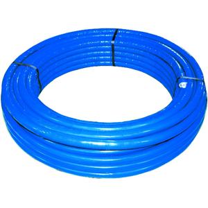 Ostatní - VALSIR Pexal vícevrstvá trubka s izolací 10mm 32x3 návin 25m modrá (VS0100219)