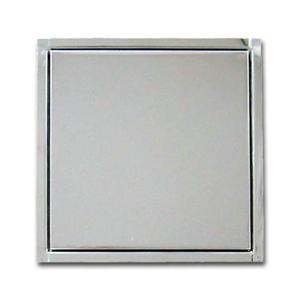 Ostatní - Vanová dvířka nerez 70/50 magnet 446615 (446615)