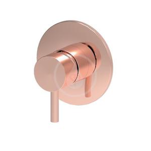PAFFONI - Light Exclusive Edition Sprchová batéria pod omietku s telesom, 1 vývod, ružové zlato (LIG011ROSE)