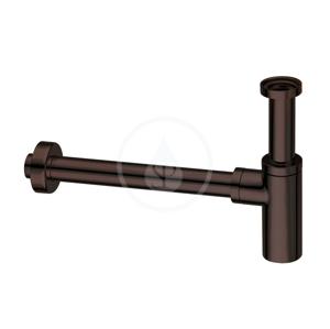 PAFFONI - Light Exclusive Edition Umývadlový sifon, čierny nikel (ZACC240NKN)