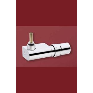 PMH Ventil-M chrom pro připojení tělesa v jednom bodě, hlavice RTX rozteč 50mm M-C-TH2 (M-C-TH2)