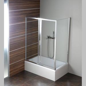 POLYSAN - Deep obdĺžniková sprchová zástena 1200x750mm L/P varianta,číre sklo (MD1215MD3115)