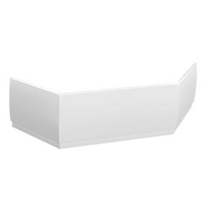 POLYSAN - FLOSS obkladový panel čelný, biela (08813) (98813)