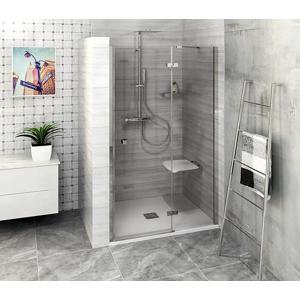 POLYSAN - FORTIS LINE sprchové dveře do niky 1200mm, čiré sklo, pravé (FL1412R)