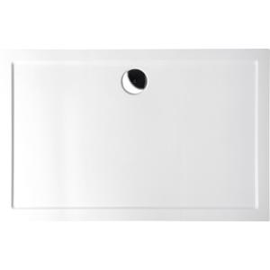 POLYSAN - KARIA sprchová vanička z liateho mramoru, obdĺžnik 100x70x4cm, biela (71565)