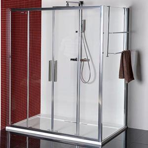 POLYSAN - Lucis Line obdĺžniková sprchová zástena 1600x900mm L/P varianta (DL4315DL3415)