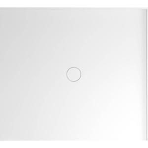 POLYSAN - MIRAI sprchová vanička z litého mramoru, obdélník 100x90x1,8cm, pravá, bílá (73172)
