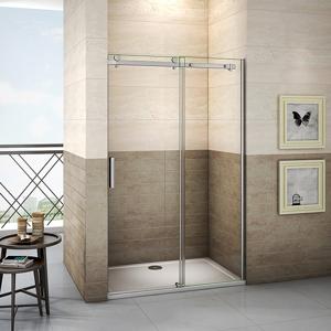 Posuvné sprchové dveře DIAMOND 156-160x195cm L/P varianta (SE- DIAMOND 160 A/B)