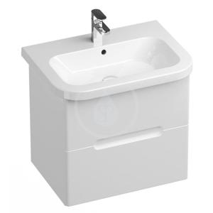 RAVAK - Chrome Skříňka pod umyvadlo 550, 490x420x445 mm, bílá (X000001289)