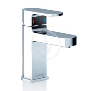 RAVAK - Chrome Umývadlová stojančeková batéria CR 012.00 bez výpustu, chróm (X070041)