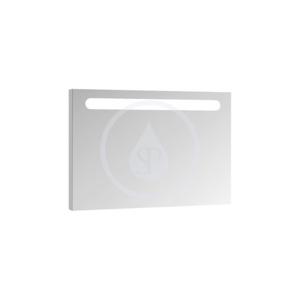 RAVAK - Chrome Zrcadlo s integrovaným světlem, 700 x 70 x 550 mm, Zrkadlo s integrovaným svetlom, 700 mm x 70 mm x 550 mm – zrkadlo, capuccino (X000000969)