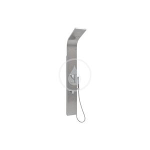 RAVAK - Hydromasážní panely Hydromasážny panel do sprchovacieho kúta Jet Inox, nehrdzavejúca oceľ (X01453)