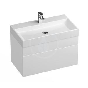 RAVAK - Natural Skříňka pod umyvadlo 800x450x450 mm, bílá (X000001052)