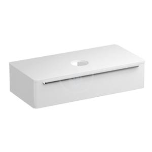 RAVAK - SUD Skříňka pod umyvadlo 1100x530x260 mm, bílá (X000001082)