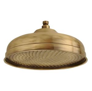 Reitano Rubinetteria - ANTEA hlavová sprcha, priemer 300mm, bronz (SOF3006)