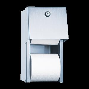 Sanela SLZN 26 Nerezový zásobník na toaletní papír, matný (SL 95260)