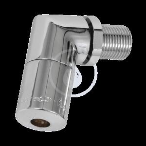 SANELA - Příslušenství Antivandalový sprchový výtok, chróm (SLA 03)