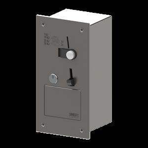 Sanela SLZA 40Z Vestavěný mincovní automat pro otvírání dveří, 24V DC (SL 88401)