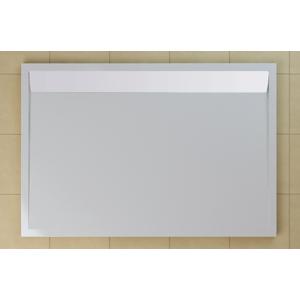 SanSwiss ILA sprchová vanička,obdélník 120x80x3,5 cm, bílá-kryt bílý, 1200/800/35 (WIA801200404)