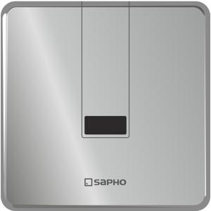 SAPHO - Automatický infračervený splachovací ventil pre pisoár 6V (4xAA) (PS006)