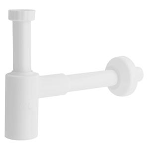 SAPHO - CRONO umývadlový sifón 1'1/4, 32 mm, biela (1910.111.5)