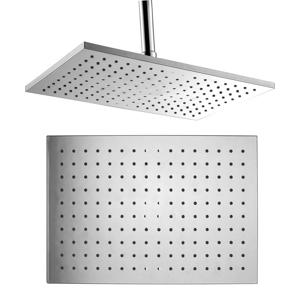 SAPHO - Hlavová sprcha, 200x300mm, ABS/chróm (S128)
