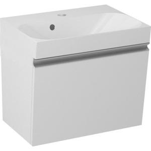 SAPHO - MELODY umývadlová skrinka 50x38x34cm, biela (56050)