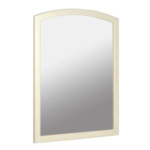 SAPHO - RETRO zrcadlo 650x910mm, starobílá (1685)