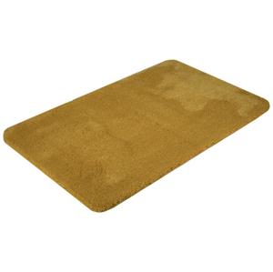 SAPHO - SAVANA predložka 50x80cm s protišmykom, akryl, zlatožltá (SU2-569)