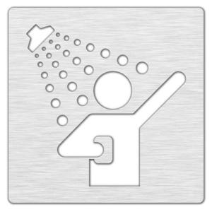 SAPHO - Sprcha 120x120mm, leštená nerez (111022072) (XJ020)