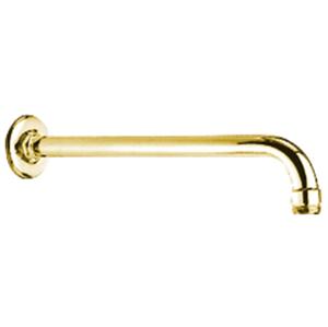 SAPHO - Sprchové ramienko 350mm, zlato (BR355)