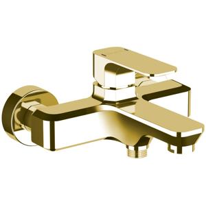SAPHO - SPY nástěnná vanová baterie, zlato (PY10/17)