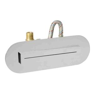 SAPHO - Vodopád Stream oválny k zápustnej inštalácii do sprchovacích kútov 260x90x57mm (SH1003)