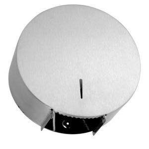 SAPHO - Zásobník na toaletný papier do priemeru 30cm, nerez mat (125212085) (XP704)
