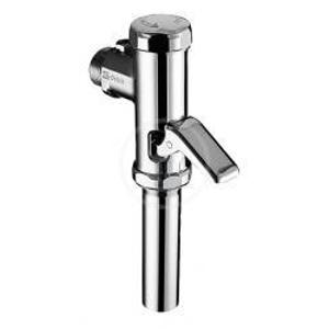 SCHELL - omat Tlakový splachovač WC s páčkou, chróm (022380699)