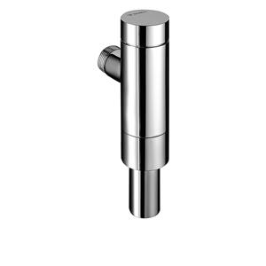 SCHELL tlakový splachovač WC SILENT ECO SV s úsp.tlačítkem a uzav.ventilem 3/4Chrom S022500699 (S022500699)