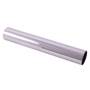 SLEZAK-RAV - Prodloužení k umyvadlovému sifonu - boční část - chrom, Barva: chrom, Rozměr: 15 cm (MD0691-15)