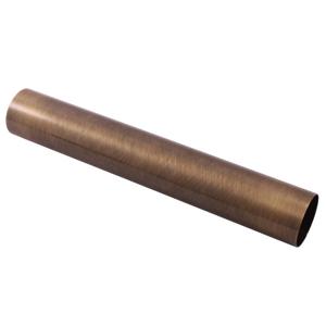 SLEZAK-RAV - Prodloužení k umyvadlovému sifonu - boční část - stará mosaz, Barva: stará mosaz, Rozměr: 35 cm (MD0691-35SM)