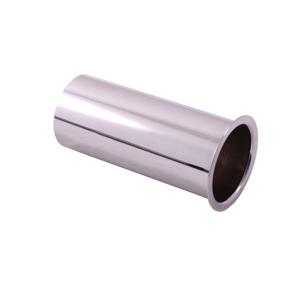 SLEZAK-RAV - Prodloužení k umyvadlovému sifonu - horní část - chrom, Barva: chrom, Rozměr: 25 cm (MD0690-25)