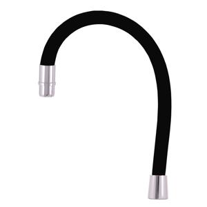 SLEZAK-RAV - Ramínko flexi AMUR s perlátorem, černá (SR0016C/10)