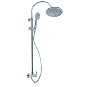 SLEZAK-RAV - Sprchový komplet k podomítkovým bateriím, Barva: chrom (SK5001)