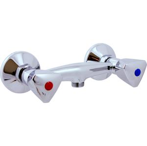 SLEZAK-RAV - Vodovodní baterie sprchová MORAVA ECO, Barva: vršek, Rozměr: 150 mm (M080.5)