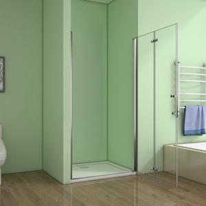 STACATO - MINERVA LINE sprchové dveře skládací 800mm (SL780)