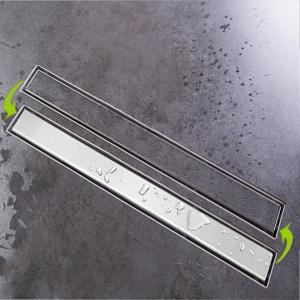 STACATO - VIGGY sprchový nerezový žlab s roštem 800mm (VI880)