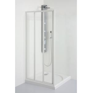 Teiko sprchové dveře SD2/ 90/185 sklo Chinchilla, posuvné V331090N53T32001 (V331090N53T32001)