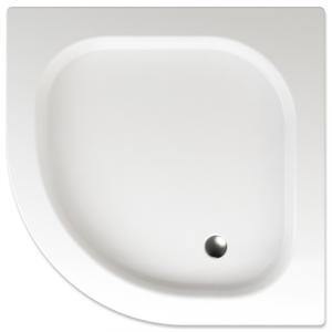 Teiko vanička FLORES+protiskluz 90x8 bílá R500 (V131090N32T05001) V131090N32T05001 (V131090N32T05001)
